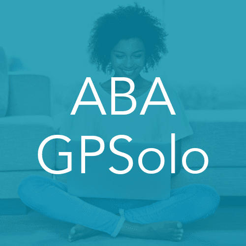 ABA GPSolo Article 1