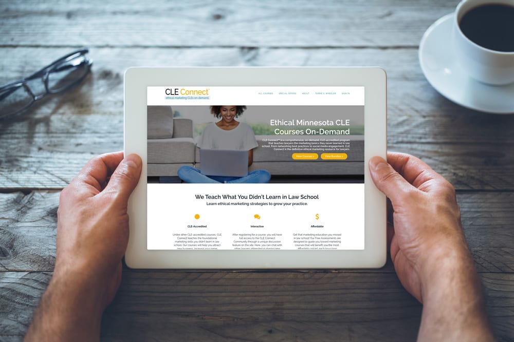 CLE Connect   Ethical Marketing CLEs On-Demand for Minnesota Lawyers