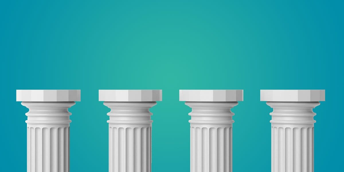The Four Pillars of Marketing