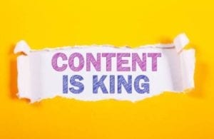 Content is king - PSM Marketing